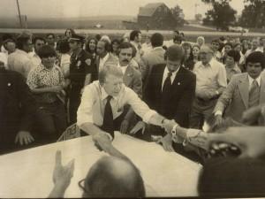 Jimmy Carter in Iowa